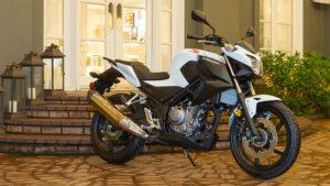 Honda CB300F Calgary