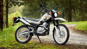 Yamaha Street XT250